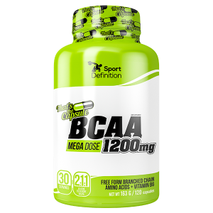 BCAA 1200 mg – That's the Capsules – 120 kapsułek