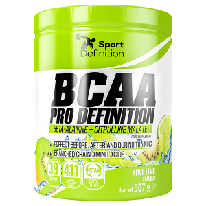 BCAA Pro Definition 4:1:1