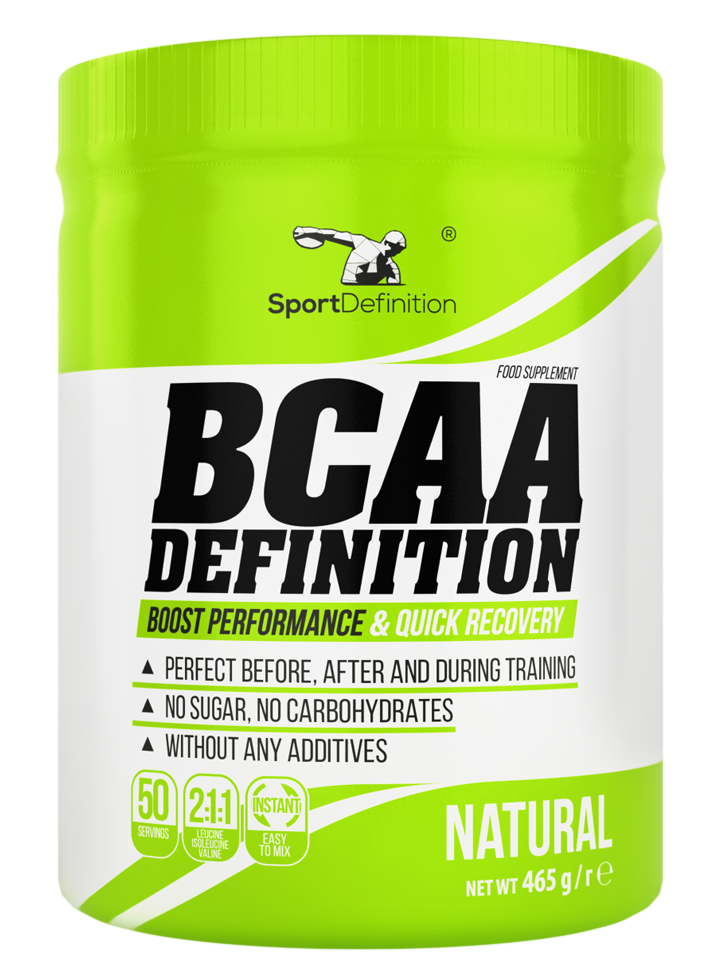 BCAA Definition 2:1:1