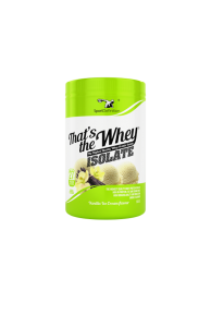 That's the Whey ISOLATE – 600g