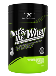 That's the Whey – 100% Goat & Sheep Whey Protein Blend – 600 g