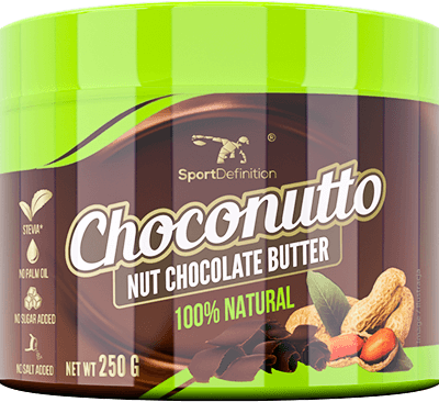 Choconutto [nut-chocolate cream] – 250 g