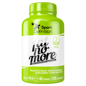 Fat No More – 120 capsules