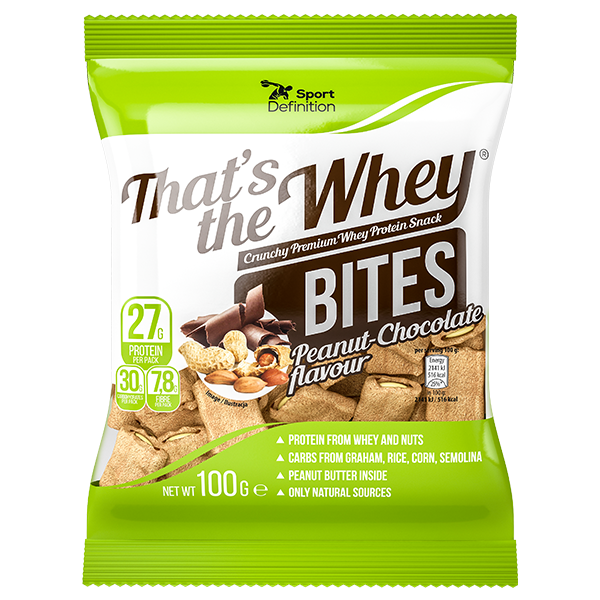 That's the Whey BITES – 100 g