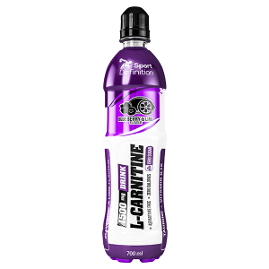 L-Carnitine 1500 mg – drink 700 ml – no caffeine
