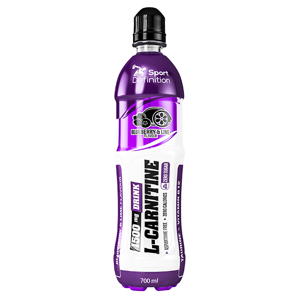 L-Carnitine 1500 mg – drink 700 ml – bez kofeiny