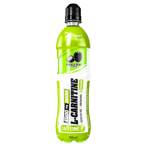 L-Carnitine 1500 mg – drink 700 ml – with caffeine