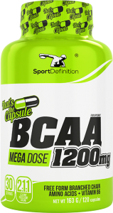 BCAA 1200 mg – That's the Capsules – 120 capsules