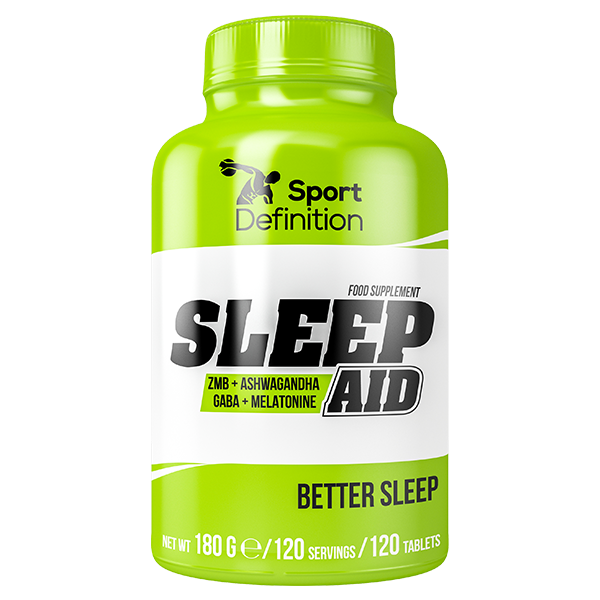 Sport Definition Sleep Aid — 120 капсул
