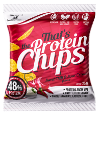 That's The Protein Chips Sweet Chili- Sour Cream 25g