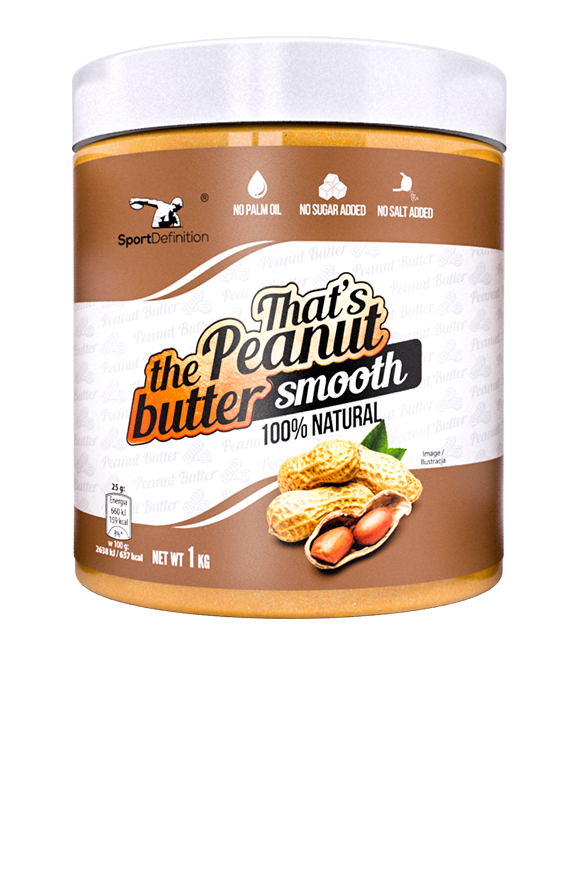 That's the Peanut butter smooth – 1000g