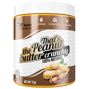 That's the Peanut butter crunchy – 1000g