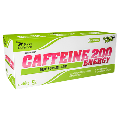 Sport Definition Caffeine 200 ENERGY