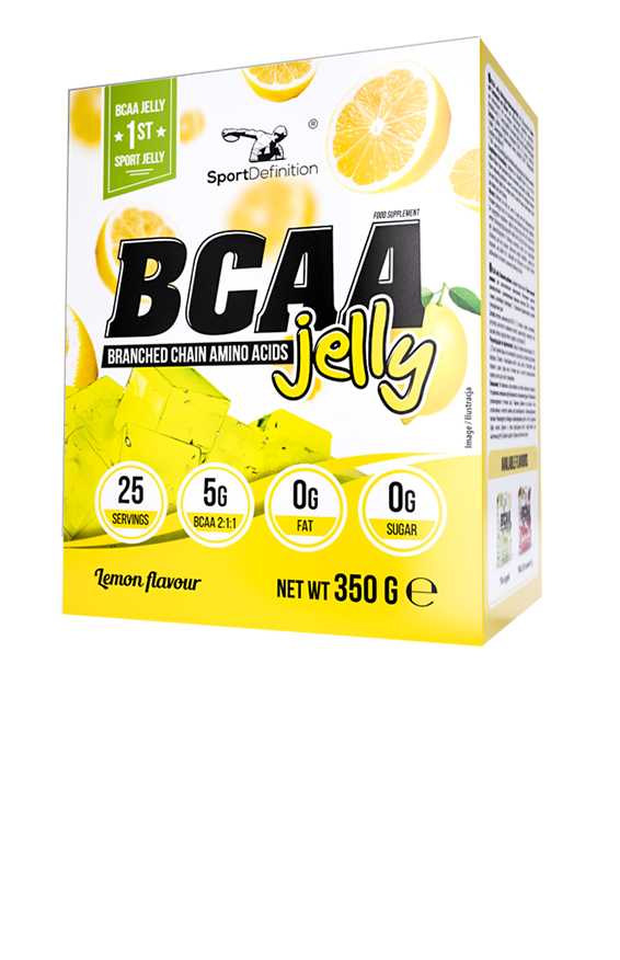 Sport Definition BCAA Jelly – 350 g