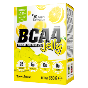 Sport Definition BCAA Jelly – 350g