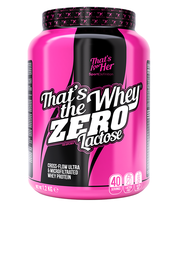 Sport Definition That's The Whey ZERO 1,2 kg