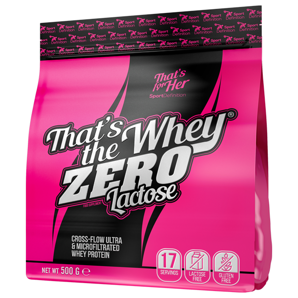 Sport Definition That's The Whey ZERO 500 g