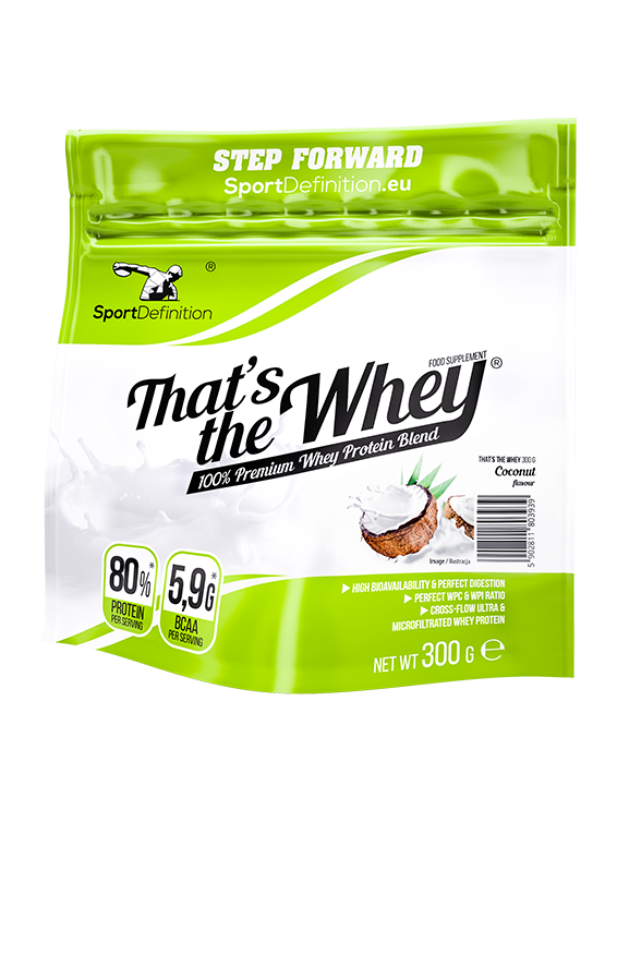 That's the Whey – 300g