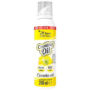 Cooking Spray Canola Oil 170 ml + 30 ml GRATIS