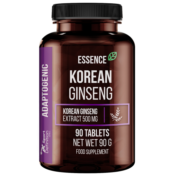 Sport Definition Essence Korean Ginseng